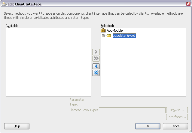How to invoke method before the page loads in ADF? (2/6)